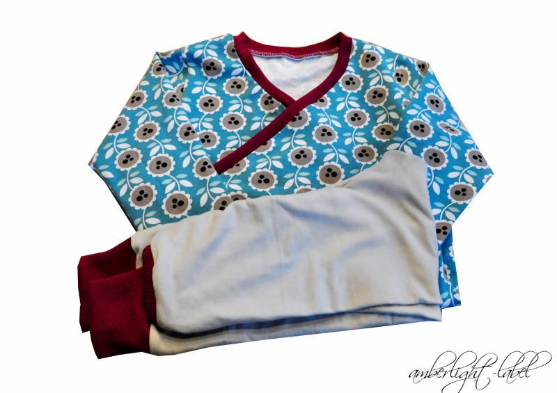 Schlafanzug aus dem Mama-Näh-Buch