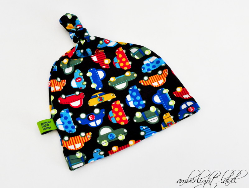Neugeborenengeschenk Mütze & Mein-Grundeinkommen