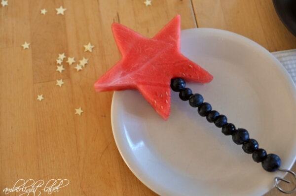 11. Geburtstag Sternengeburtstag Fingerfood