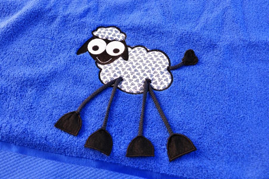 Schaf-Handtuch