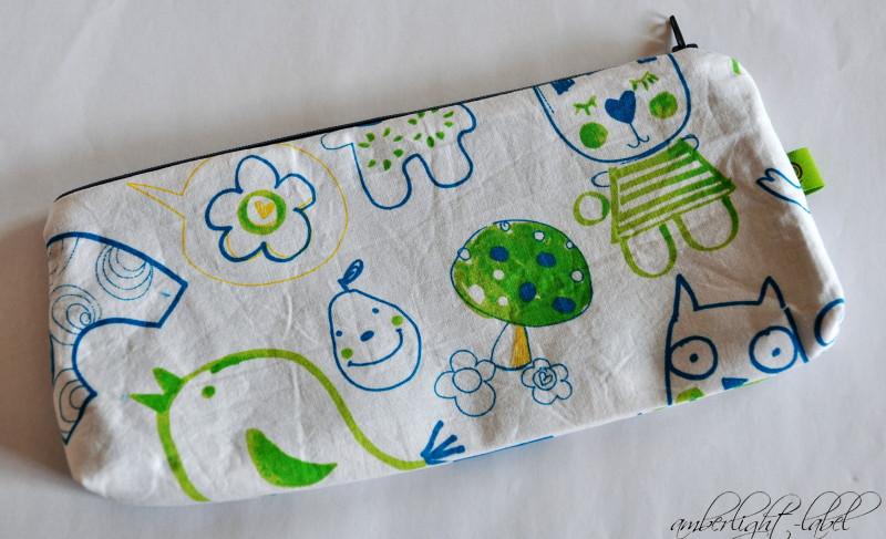 Schuleinführungsgeschenke Reißverschlusstasche
