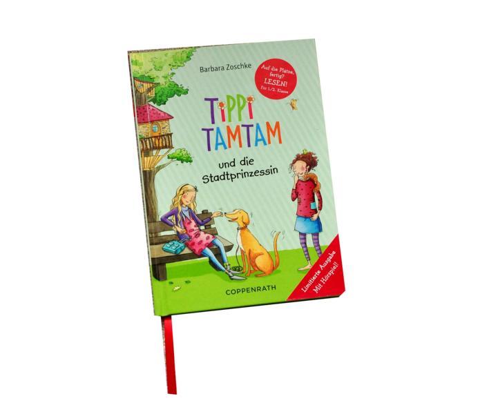 Rezension: Tippi TamTam und die Stadtprinzessin