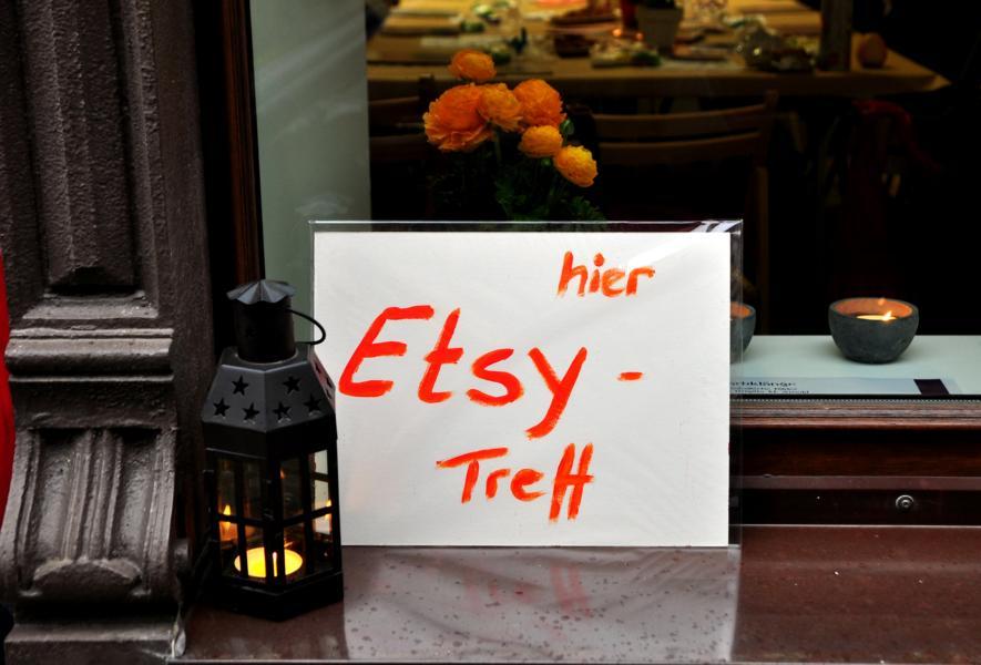 Etsy Lab Dresden: Polymer Clay & Buchgewinnerin