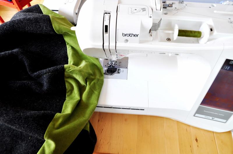 Himmelfahrtskommando Sew-Along Teil 5: Flexible Response