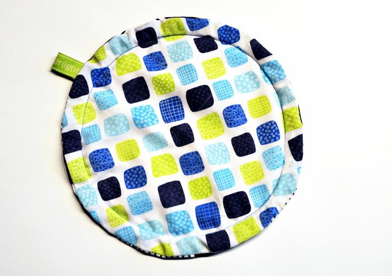 Männertagsgeschenk: Stoff-Frisbee
