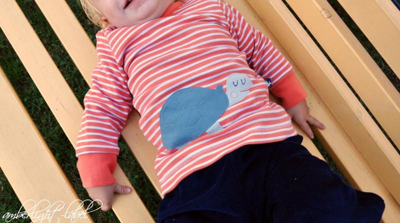 Internaht Shirt Bio-Kindermode