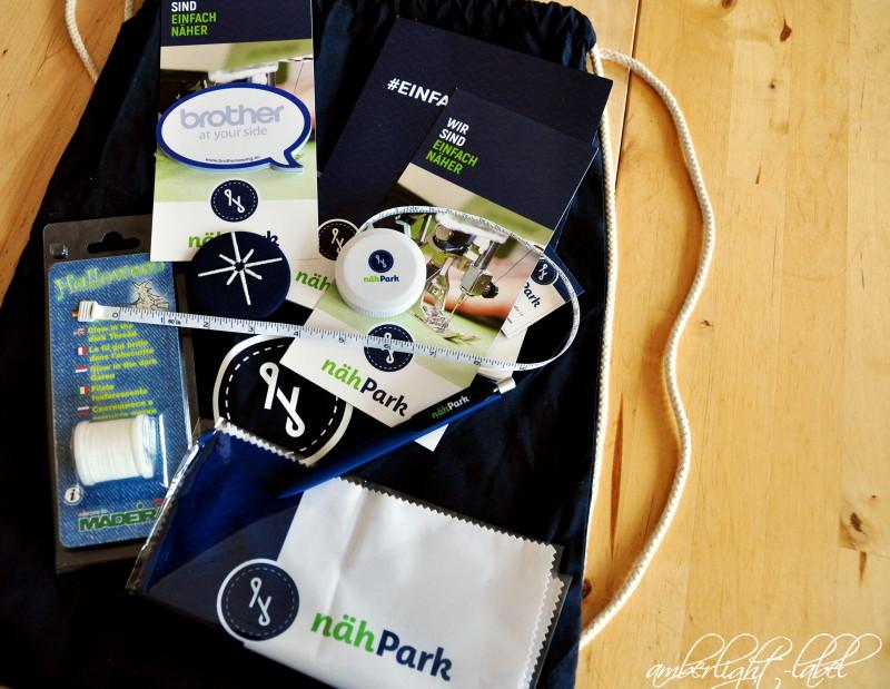 Gewinner Goodiebag vom Nähpark & 20% Rabatt bei Internaht für alle