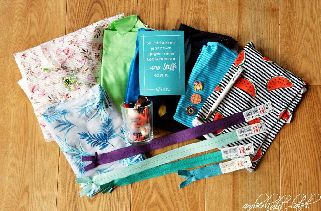 Geschenke vom Nähbloggerwochenende Rathen 2021