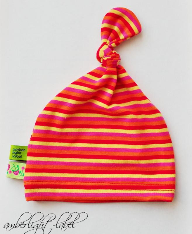 Babygeschenk: Mütze