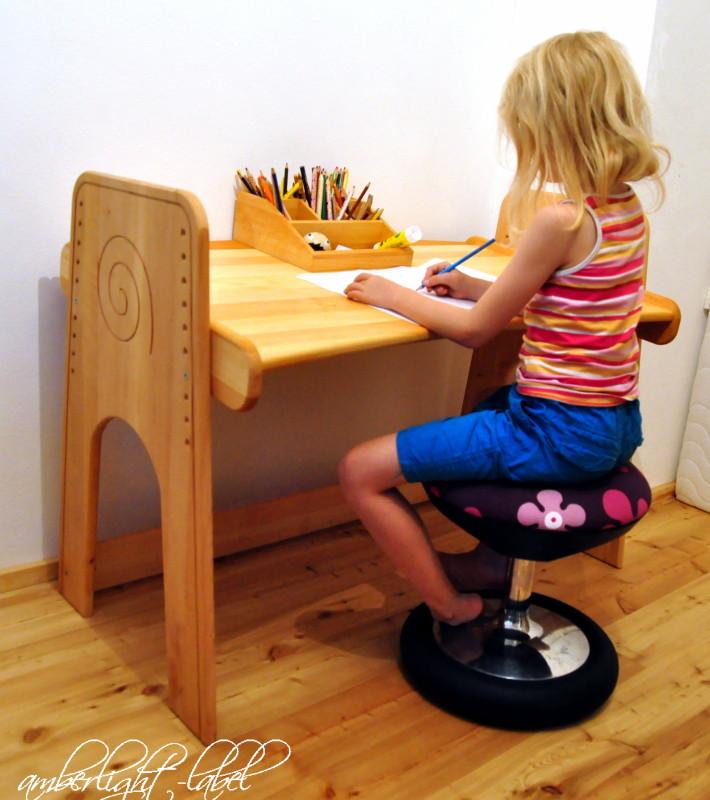 Geschenke für die Schuleinführung: Schreibtischstuhl Drehstuhl Topstar Sitness Kid
