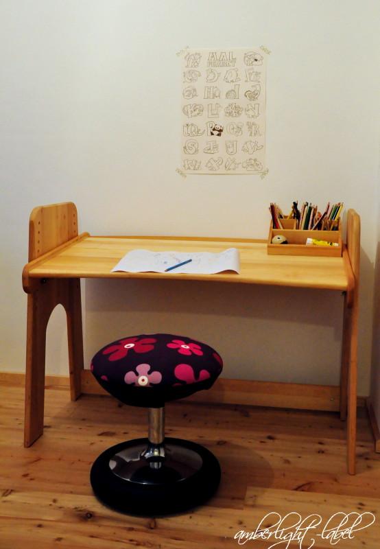Geschenke für die Schuleinführung: Schreibtisch Tino von Waschbär