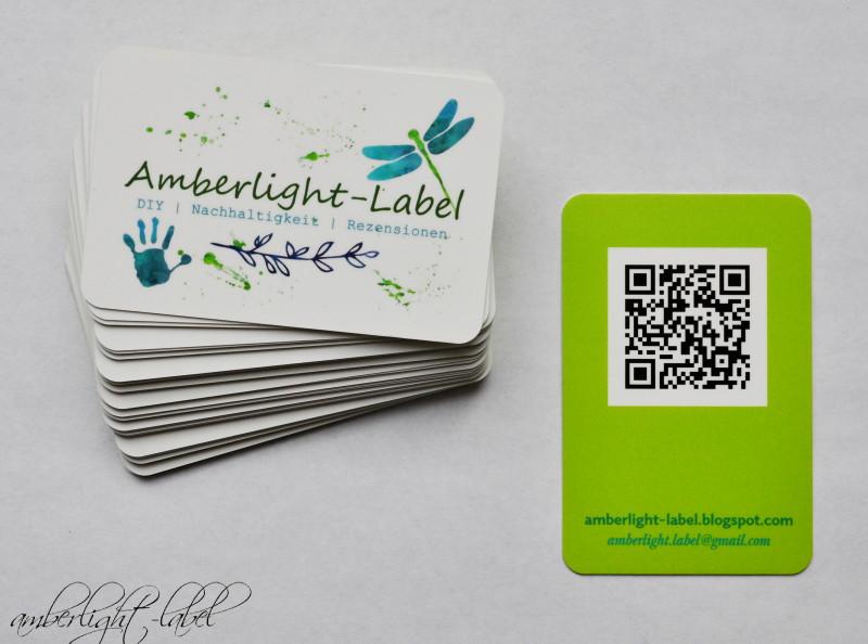 Moo Cards Bloggerkarten Visitenkarten V
