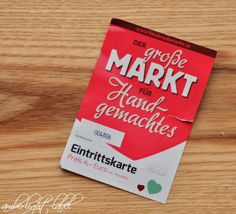 Kreativmarkt Handmadde Markt in Dresden