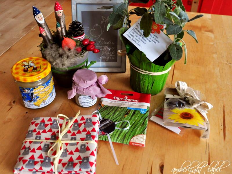 Nähbloggertreffen Geschenke