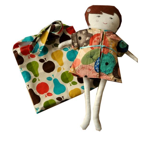 Puppe Amanda aus Tulsa