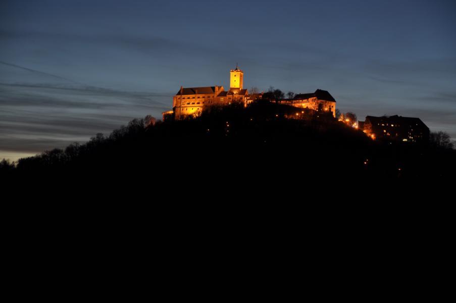 Krimidinner auf der Wartburg in Eisenach