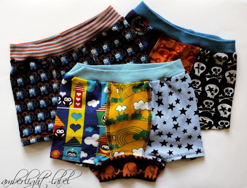 Gewonnen: Unterhosen von Kleine Griebe