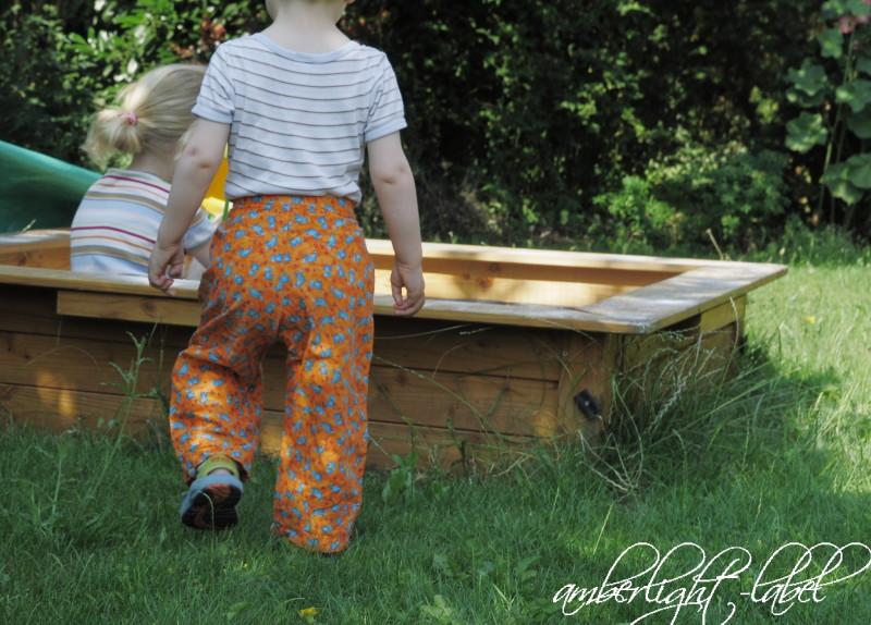 Kinderschnittchen Hose Jan 2.0