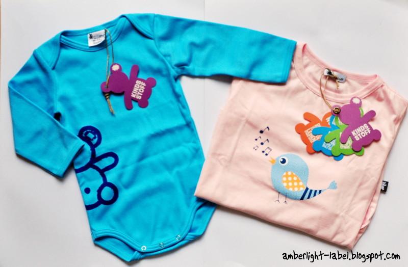 Kindsstoff: Bio Babykleidung