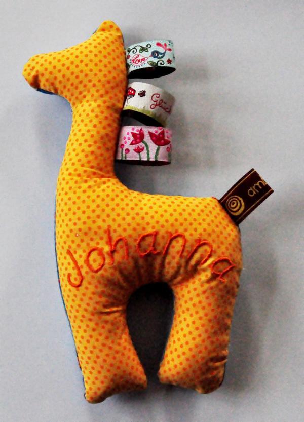Schlaufen-Giraffe von Seitenstiche