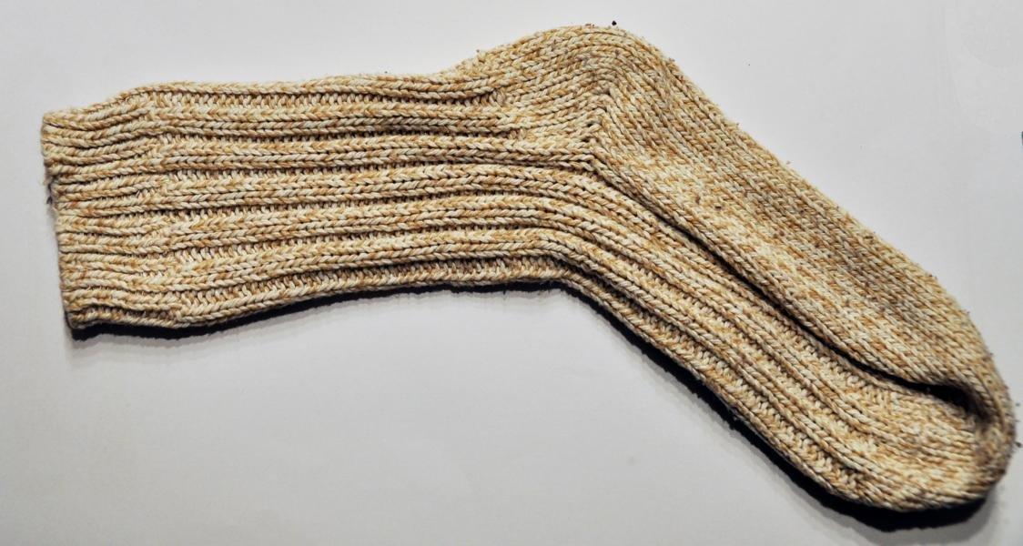 Waldorfpuppe: Socken-Hose