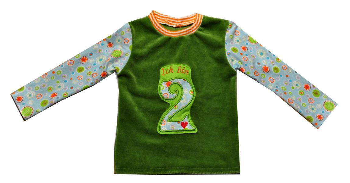 Geburtstagsshirt 2