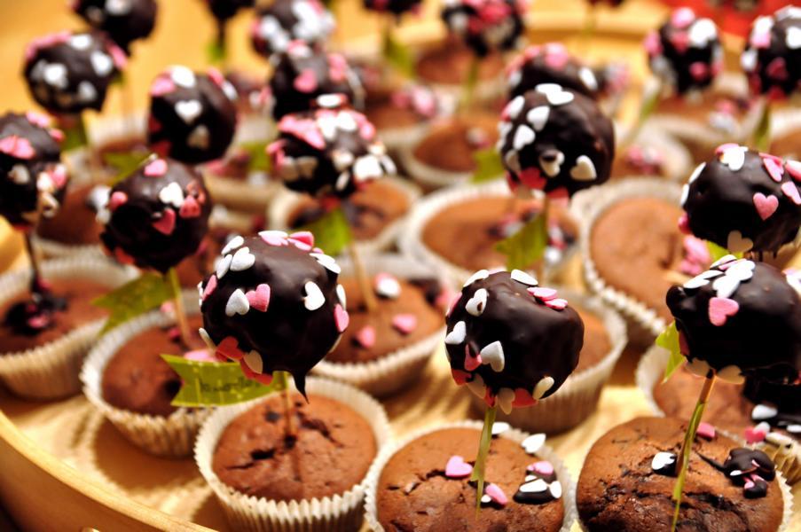 Kindergeburtstag: Cake Pops, Muffins & Masking Tape