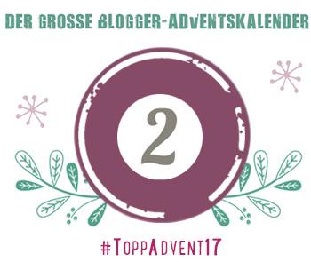 Der große TOPP Blogger-Adventskalender 2017 – Türchen Nr. 2 Rezension & Verlosung: Wir lieben nähen: Wunderbare Mädchensachen zum Selbermachen #toppadvent2017