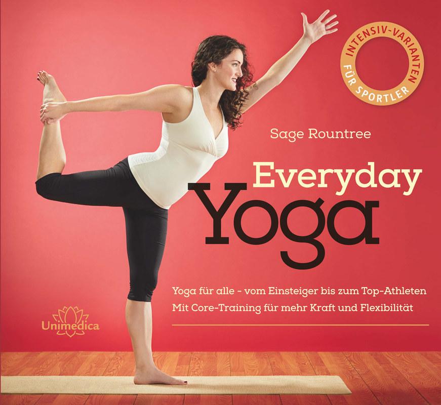 Rezension: Everyday Yoga: Programme für zu Hause für mehr Fitness, Kraft und Erholung