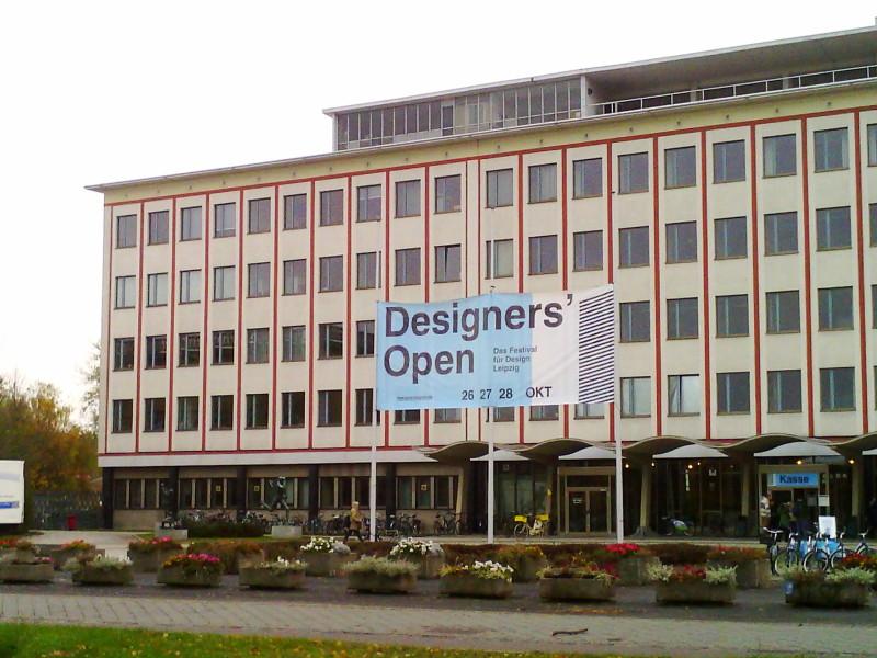 Designers' open Leipzig 2012