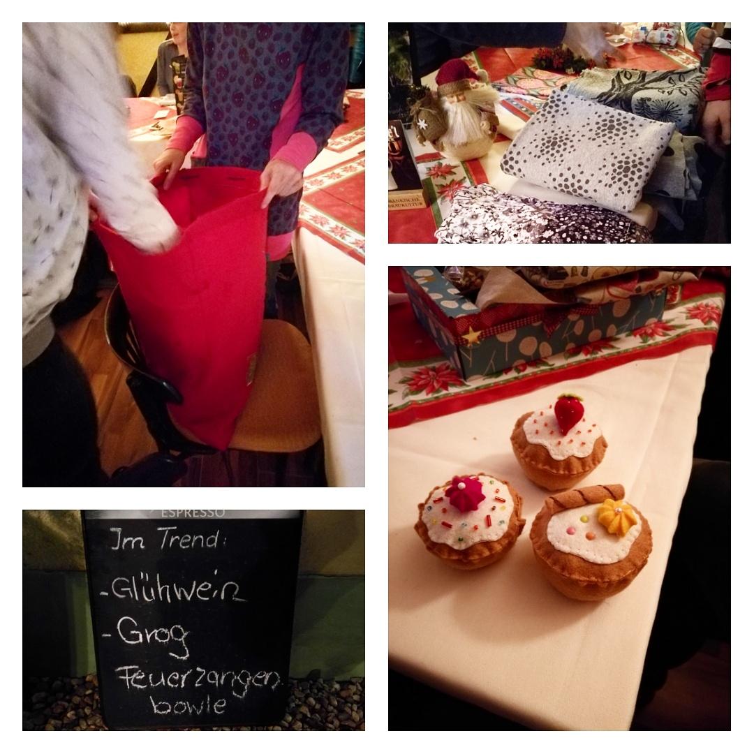 Weihnachtstreff Dresden Näht Nähblogger 2017