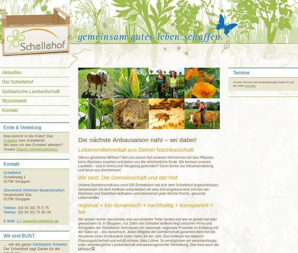 Solidarische Landwirtschaft Schellehof CSA