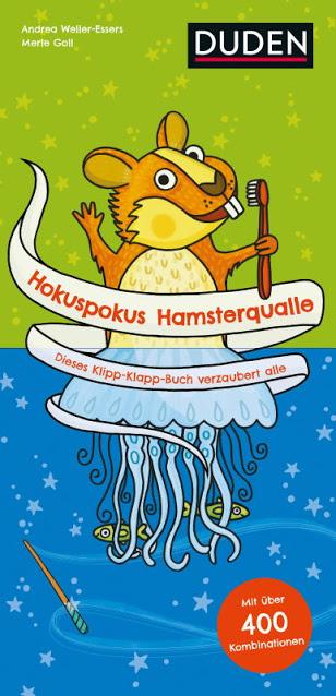 Rezension: Hokuspokus Hamsterqualle – Dieses Klipp-Klapp-Buch verzaubert alle