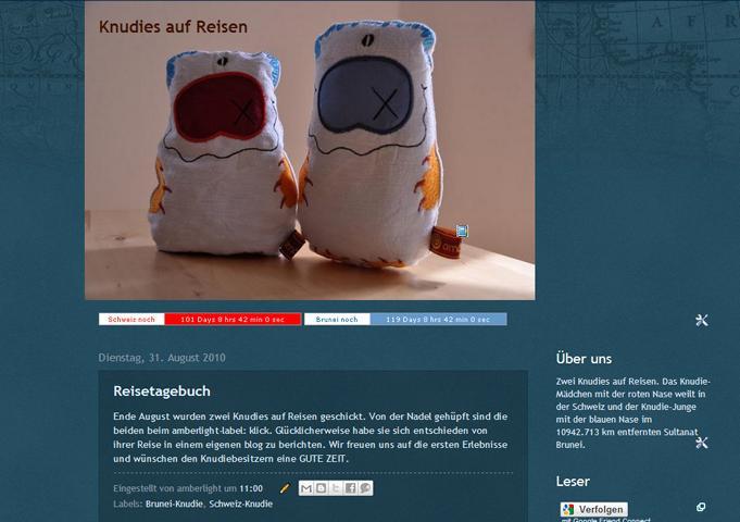 Knudies-auf-Reisen.blogspot.com