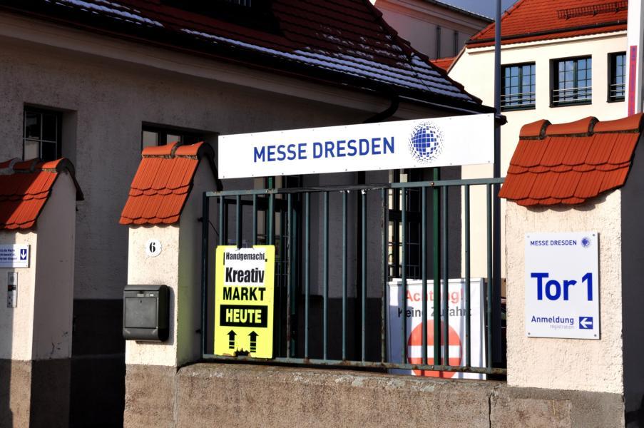 handgemacht Kreativmarkt Dresden