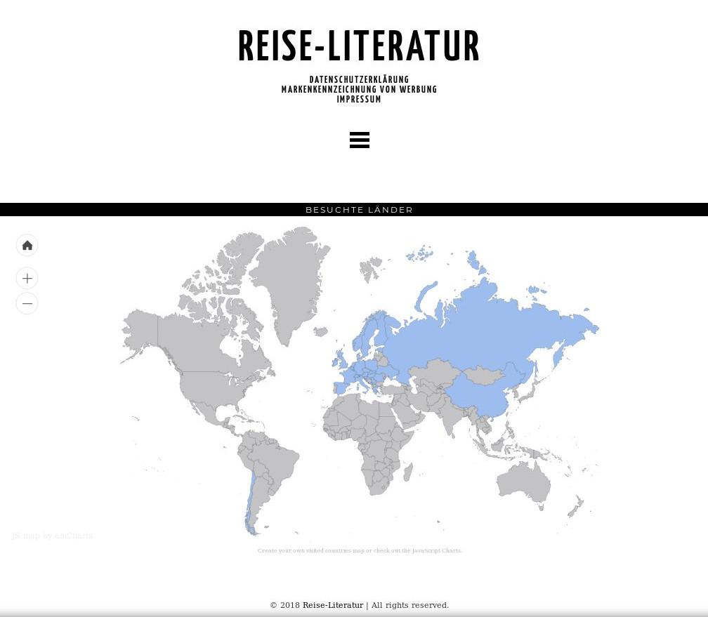 Relaunch Reise-Literatur
