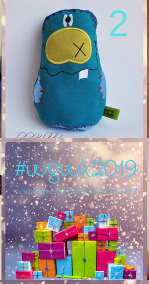 #wgwk2019 Geschenk, Blogvorstellung und Verlosung