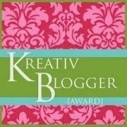 Award Kreativ-Blogger