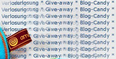 Auslosung Blogcandy