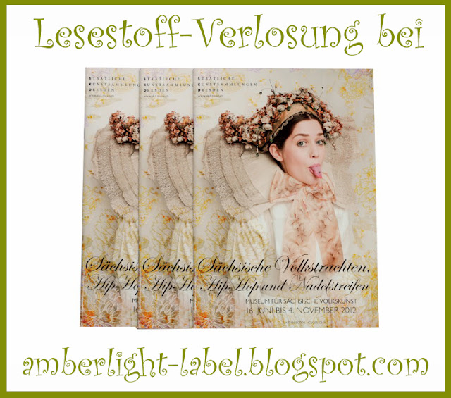 Lesestoff-Verlosung. Gewinner
