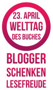 Verlosung Blogger schenken Lesefreude – Welttag des Buches 2018