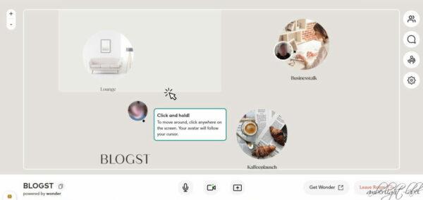 #blogst Netzwerktag #souveransichtbar