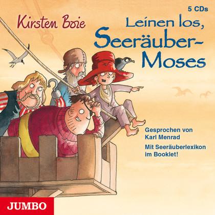 Rezension: Leinen los, Seeräuber-Moses