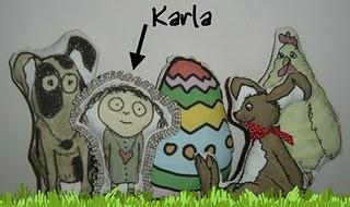 Karla geht auf Reisen