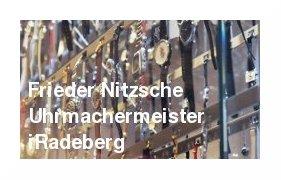 Interview: Frieder Nitzsche – Uhrmachermeister in Radeberg