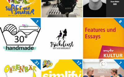 Podcast DIY Nähen Blogger Achtsamkeit Kinder Teil 1