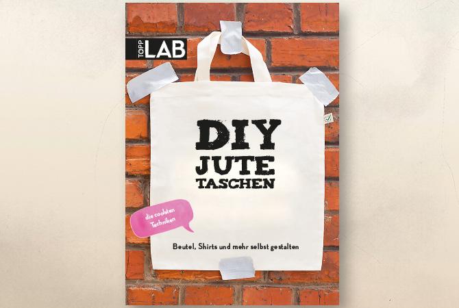 Rezension: DIY Jutetaschen