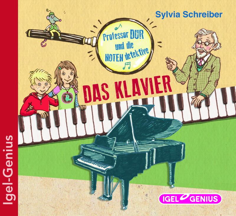 Rezension: Professor Dur und die Notendetektive – Das Klavier