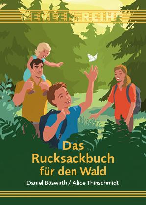 Rezension: Das Rucksackbuch für den Wald und Häkeln lernen mit EliZZZa