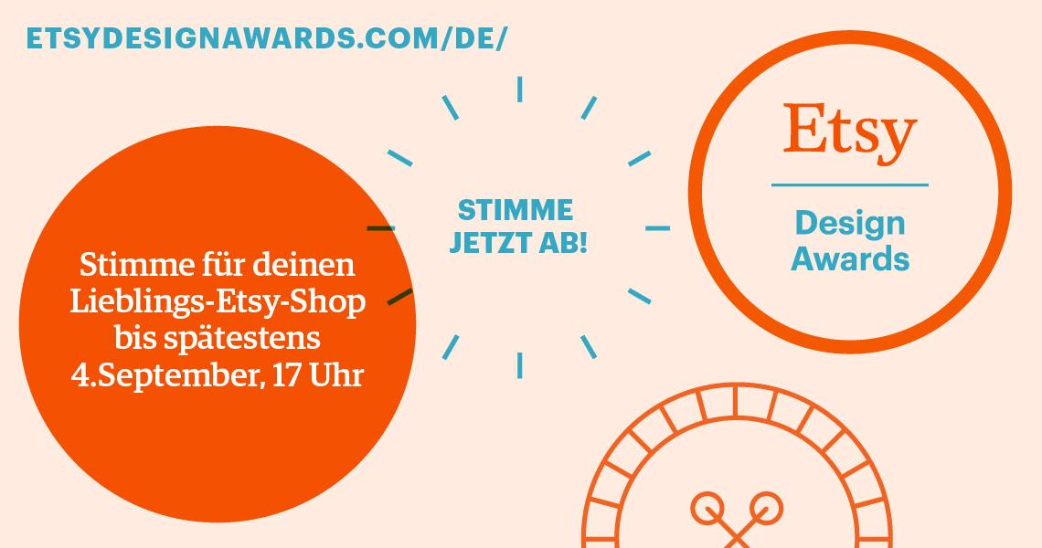 Etsy Design Awards Finale #etsydesignawards